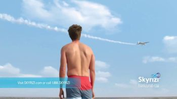 SKYRIZI TV Spot, 'Feel Free to Bare Your Skin' - Thumbnail 7