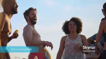 SKYRIZI TV Spot, 'Feel Free to Bare Your Skin' - Thumbnail 9