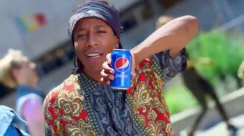Pepsi TV Spot, 'Props to Missy' Featuring Alyson Stoner, Song by Missy Elliot