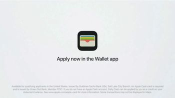 Apple Card TV Spot, 'It's Here' Song by Rubi - Thumbnail 9