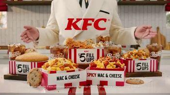 KFC $5 Fill Ups TV Spot, 'Macarrones con queso' [Spanish] - Thumbnail 10