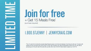 Jenny Craig TV Spot, 'Shiella: Consultants Make All the Difference' - Thumbnail 10