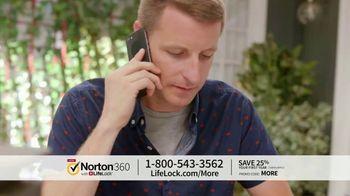 Norton 360 with LifeLock TV Spot, 'Celeb Info 25 V1A' - Thumbnail 1