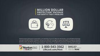 Norton 360 with LifeLock TV Spot, 'Celeb Info 25 V1A' - Thumbnail 2