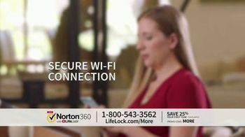 Norton 360 with LifeLock TV Spot, 'Celeb 25 Info 2' - Thumbnail 2