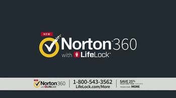 Norton 360 with LifeLock TV Spot, 'Celeb 25 Info 2' - Thumbnail 4