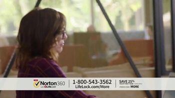 Norton 360 with LifeLock TV Spot, 'Celeb 25 Info 4'