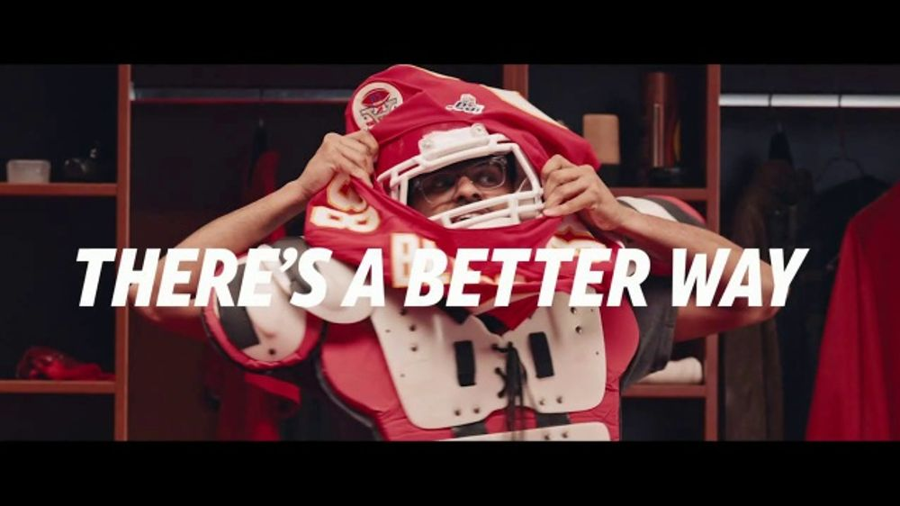 DIRECTV NFL Sunday Ticket TV Commercial, 'A Better Way: Jersey' Featuring Patrick Mahomes