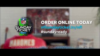 DIRECTV NFL Sunday Ticket TV Spot, 'A Better Way: Jersey' Featuring Patrick Mahomes - Thumbnail 9