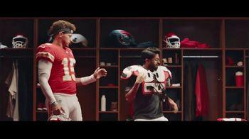 DIRECTV NFL Sunday Ticket TV Spot, 'A Better Way: Jersey' Featuring Patrick Mahomes - Thumbnail 3
