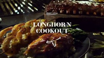 LongHorn Steakhouse Cookout TV Spot, 'Don't Miss Out'