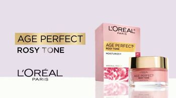 L'Oreal Paris Age Perfect Rosy Tone Moisturizer TV Spot, 'As Rosy as You Are' Feat. Helen Mirren - Thumbnail 10