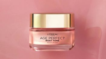 L'Oreal Paris Age Perfect Rosy Tone Moisturizer TV Spot, 'As Rosy as You Are' Feat. Helen Mirren - Thumbnail 4