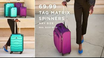 Macy's Labor Day Sale TV Spot, 'Sheet Sets and Luggage' - Thumbnail 4