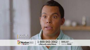 Norton 360 with LifeLock TV Spot, 'Celeb 25 Info 3'