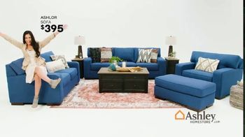 Ashley HomeStore Black Friday in July TV Spot, 'Shop Big Deals' Song by Midnight Riot - Thumbnail 3