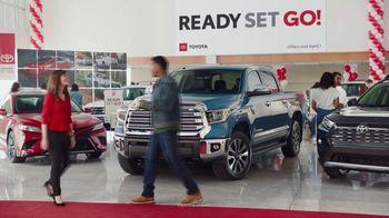 Toyota Ready Set Go! TV Spot, 'Wherever You Want to Go' [T2] - Thumbnail 1