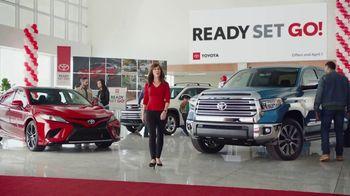 Toyota Ready Set Go! TV Spot, 'Wherever You Want to Go' [T2] - Thumbnail 9