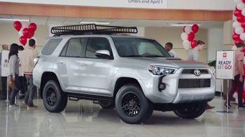 Toyota Ready Set Go! TV Spot, 'Wherever You Want to Go' [T2] - Thumbnail 3