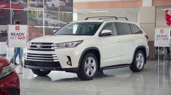 Toyota Ready Set Go! TV Spot, 'Wherever You Want to Go' [T2] - Thumbnail 4