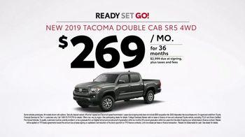 Toyota Ready Set Go! TV Spot, 'Wherever You Want to Go' [T2] - Thumbnail 6
