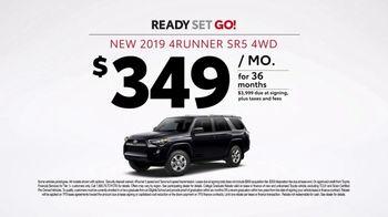 Toyota Ready Set Go! TV Spot, 'Wherever You Want to Go' [T2] - Thumbnail 7
