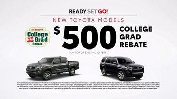 Toyota Ready Set Go! TV Spot, 'Wherever You Want to Go' [T2] - Thumbnail 8