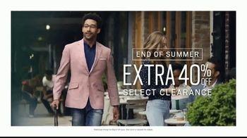 Men's Wearhouse Big Deal Event TV Spot, 'Fall Wardrobe' - Thumbnail 4