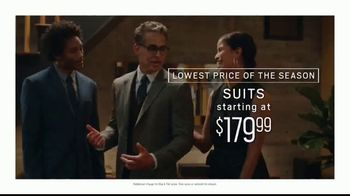 Men's Wearhouse Big Deal Event TV Spot, 'Fall Wardrobe' - Thumbnail 2