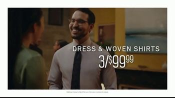 Men's Wearhouse Big Deal Event TV Spot, 'Fall Wardrobe' - Thumbnail 3