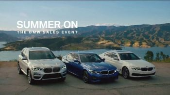 BMW Summer on Sales Event TV Spot, 'Thank You Driving' Song by The Lovin' Spoonful [T2] - Thumbnail 10