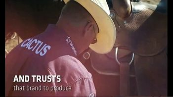 Cactus Saddlery TV Spot, 'The Champ' Featuring Clay O'Brien Cooper - Thumbnail 3