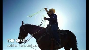 Cactus Saddlery TV Spot, 'The Champ' Featuring Clay O'Brien Cooper - Thumbnail 5