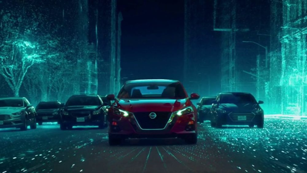 2019 Nissan Altima TV Commercial, 'Not All Tech Is Created ...