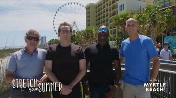 Visit Myrtle Beach TV Spot, 'Stretch Your Summer: Our Favorite Places' Song by Hootie & the Blowfish