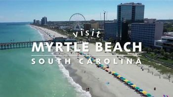 Visit Myrtle Beach TV Spot, 'Stretch Your Summer: Our Favorite Places' Song by Hootie & the Blowfish - Thumbnail 8
