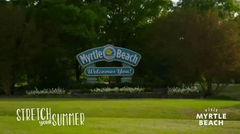 Visit Myrtle Beach TV Spot, 'Stretch Your Summer: Our Favorite Places' Song by Hootie & the Blowfish - Thumbnail 2