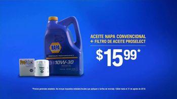 NAPA Auto Parts TV Spot, 'Tu idioma: aciete' [Spanish] - Thumbnail 6