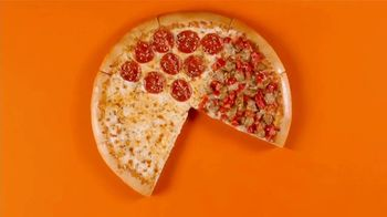 Little Caesars Pizza HOT-N-READY Quattro TV Spot, 'Holy Smokes' - Thumbnail 2