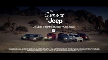 Summer of Jeep TV Spot, 'Grand Party' Featuring Jeremy Renner [T2] - Thumbnail 8