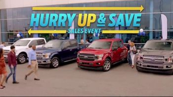Ford Hurry Up & Save Sales Event TV Spot, 'To-Do Lists' Song by Black Eyed Peas [T2] - Thumbnail 2