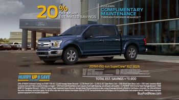 Ford Hurry Up & Save Sales Event TV Spot, 'To-Do Lists' Song by Black Eyed Peas [T2] - Thumbnail 6