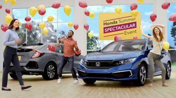 Honda Summer Spectacular Event TV Spot, 'Plenty of Joy' [T2] - Thumbnail 2