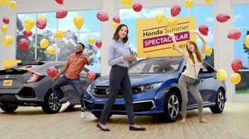 Honda Summer Spectacular Event TV Spot, 'Plenty of Joy' [T2] - Thumbnail 3