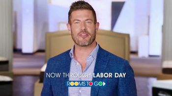 Rooms to Go Labor Day Sale TV Spot, 'Change the Way You Sleep' - 2 commercial airings