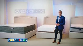 Rooms to Go Labor Day Sale TV Spot, 'Change the Way You Sleep' - Thumbnail 2