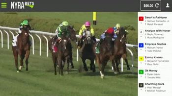 NYRA Bets App TV Spot, 'Watch Live From Anywhere'