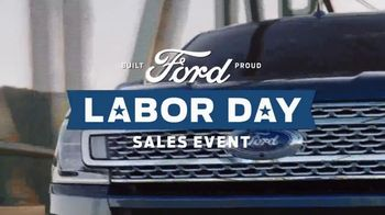 Ford Labor Day Sales Event TV Spot, 'Town of Hustle' [T2] - Thumbnail 4