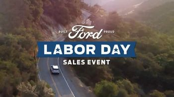 Ford Labor Day Sales Event TV Spot, 'Town of Hustle' [T2] - Thumbnail 8