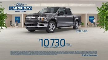Ford Labor Day Sales Event TV Spot, 'Town of Hustle' [T2] - Thumbnail 9